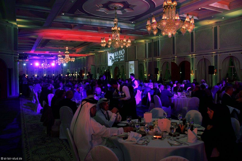2011 Nov 04 - Gala Dinner