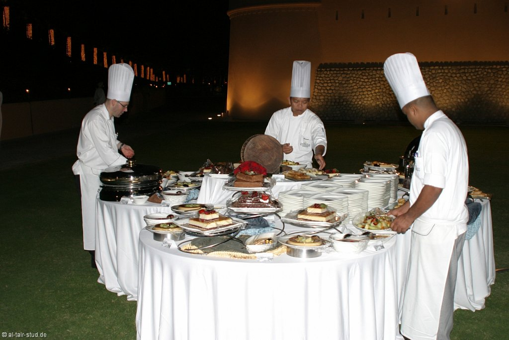 2009 Feb 01 - Welcome Dinner