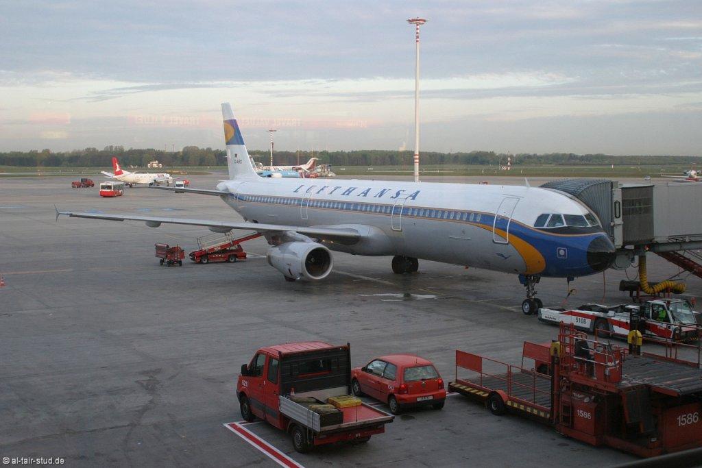 LH A320 Retro D-AIRX