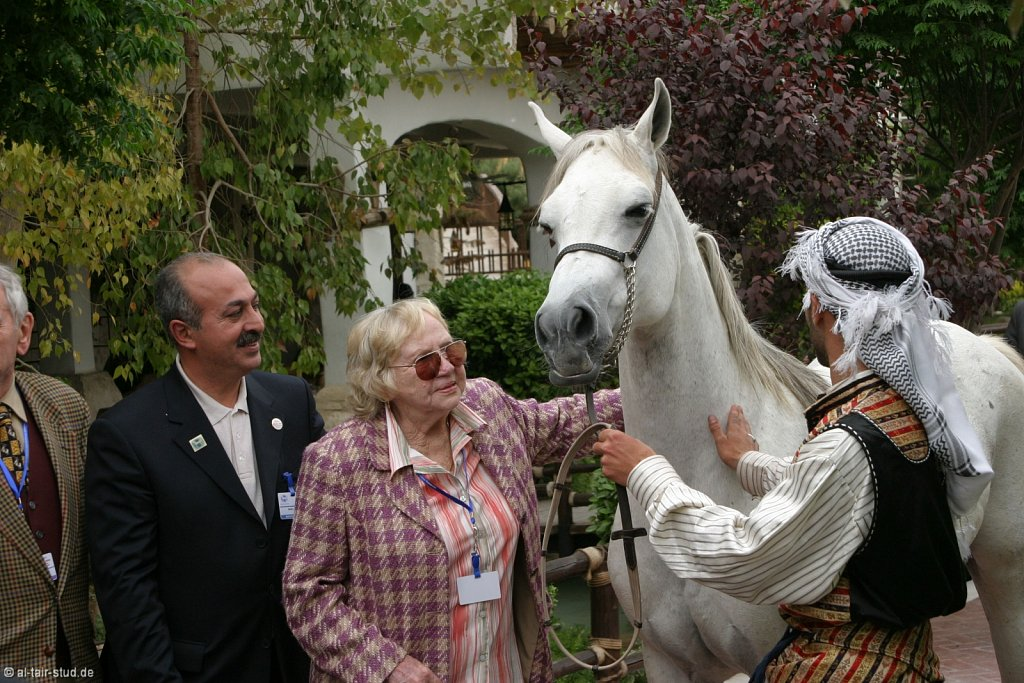 2007 April 26 Lunch and Horses by Zaman Alkair
