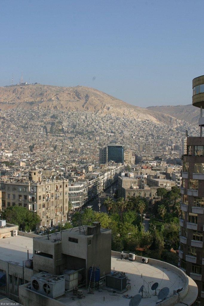 2007 April 24 -Tour D Damascus
