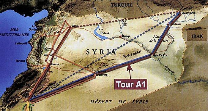 A1 Tour Plan