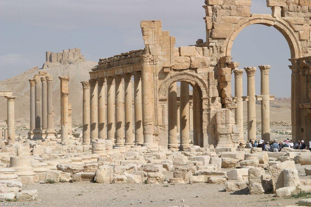 2007 April 30 Tour A1 Palmyra 2