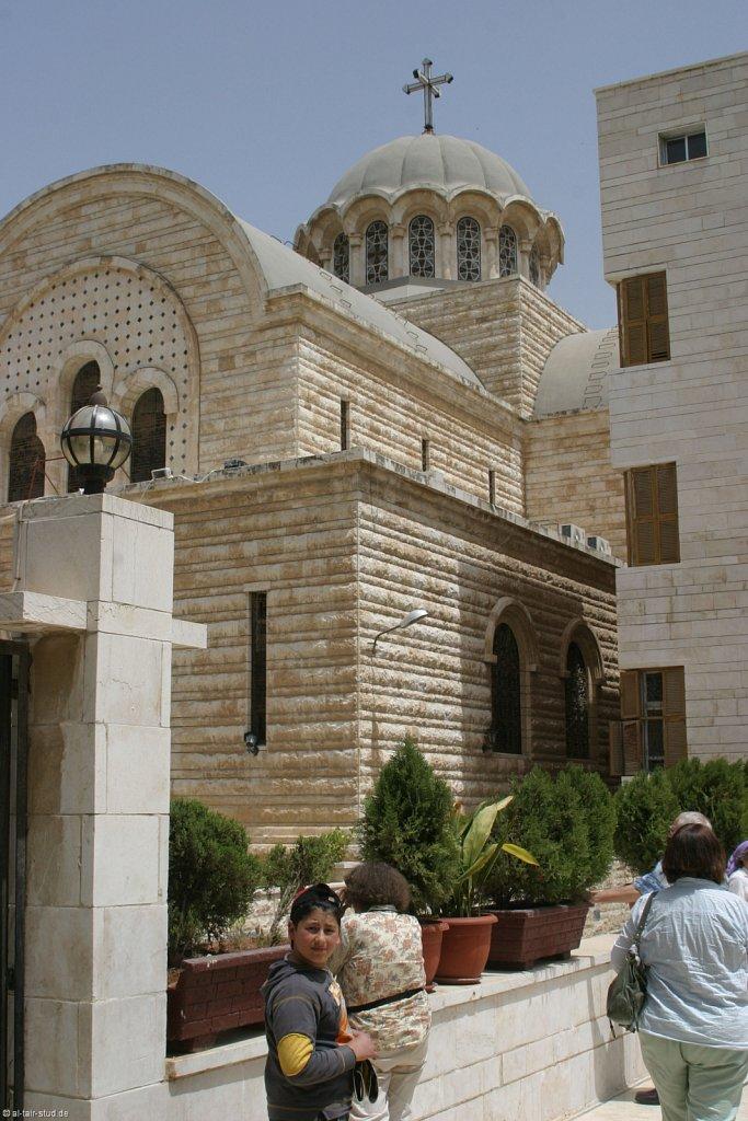 2007 May 03 Tour A1 Hama Church