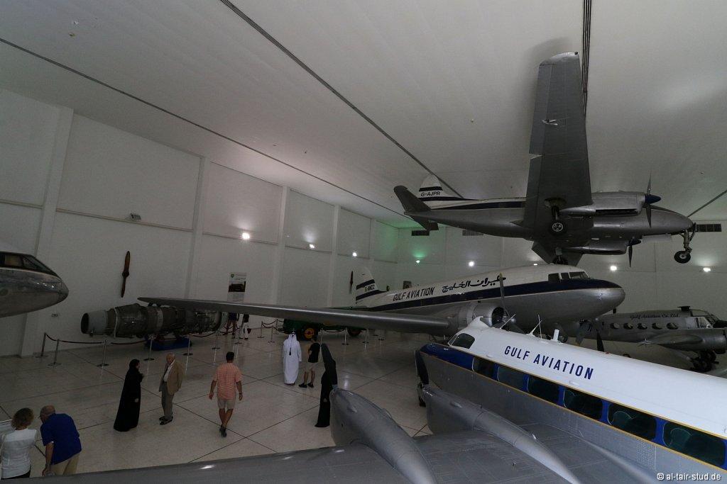 2019 11 11 Al Mahatta Museum - First UAE Airport
